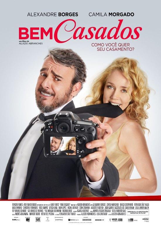 PRÉ ESTREIA DO FILME BEM CASADOS